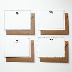 Speakeasy Stationery Set