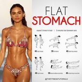 Stomach exercises for weight loss yoga & fitness Yoga Fitness, Fitness Hacks, Fitness Motivation, Workout Fitness, Health Fitness, Fitness Pal, Health Logo, Health Goals, Physical Fitness