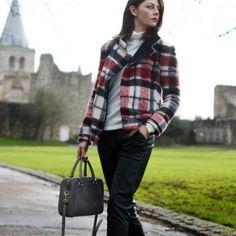 » Karirani sako – modne kombinacije za jesen | Blender Online