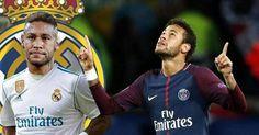 El Real Madrid no se olvida de Neymar.  Para nadie es un secreto que el jugador era el desea de Florentino Pérez se rumora que florentino traería a Neymar cuando Cristiano Ronaldo acabe contrato.  #realmadrid #Neymar #psg
