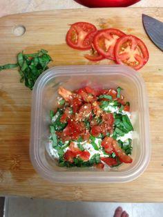 Caprese Salad-21 Day Fix Style