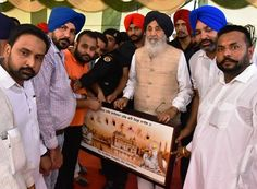 Chief Minister Parkash Singh Badal interacted with people during Sangat Darshan held in Amargarh assembly segment . He said that in a short span of Bharatiya Janata Party (BJP) led NDA government's rule at centre, Punjab has been immensely benefitted from it. He said that the Union government has given several key projects to the state, which would be instrumental in putting the state further on high growth trajectory.
