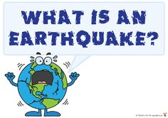 Teacher's Pet - Earthquake Questions Display - FREE Classroom Display Resource - EYFS, KS1, KS2, questions, natural disasters