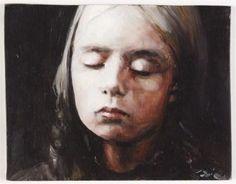 Michael-Borremans-Gone-2003-(c)Peter-Cox-courtesy-Zeno-X-Gallery-Antwerpen.jpg (429×336)