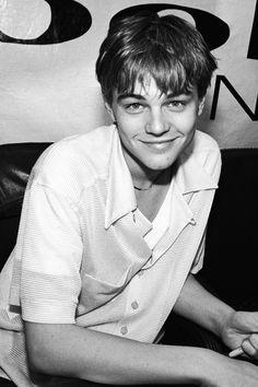 Vintage Leonardo DiCaprio Pictures - Smirk Leo - Elle