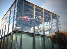Weite Teile des #Hubschraubermuseum in Bückeburg sind durch einen HIRO LIFT auch mit dem Rollstuhl zu besichtigen: http://blog.hiro.de/2014/11/21/eine-reise-wert-das-hubschraubermuseum-bueckeburg/