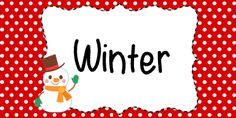 All of my favorite pins for Winter fun for toddler, preschool, and kindergarten.