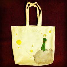 Küçük prens , çanta , el yapımı