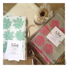 Pretty packaging makes all the difference (link in profile) #sarahb #uppercasewips #natureinthehome #giftsthatgive #surfacedesign . . . . . #fabricdesign #textiledesign #foundforaged #finditstyleit #gatheredstyle #thehappynow #thatsdarling #livethelittlethings #abmlifeisbeautiful #dspattern #nothingisordinary #flashesofdelight #patternobserver #surfacepatterndesign #patternbank #pursuepretty #abmlifeissweet #abmlifeiscolorful #greetingcards #notecards #stationery #blockprinted #blockprint… Pretty Packaging, Packaging Design, Packaging Ideas, Textile Design, Fabric Design, Pattern Bank, Make All, How To Make, Sarah B