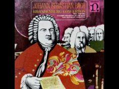 Bach / Бах / Karl Ristenpart, 1960: Brandenburg Concerto No. 5 in D major, BWV 1050 - Complete