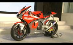 Honda Team Asia moto2. Yukio Takahashi will contest in 2013