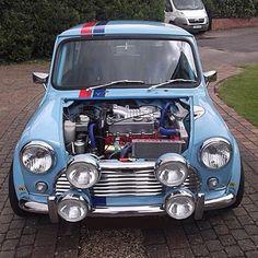 Classic mini cooper 1330