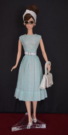 Silkstone Barbie Fashion Mint Frost by ShhDollWorks on Etsy