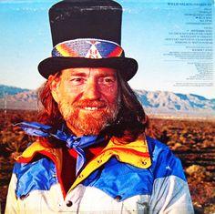 """Willie Nelson, """"Stardust"""" (1978)... Listen: http://grooveshark.com/s/Stardust/43JwUl?src=5"""