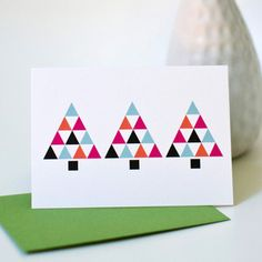 Tree Love Cards 6 Pack now featured on Fab.