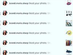 @brandi.marie.sharp  Thank you for all the instalove <3