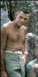 Steve Wightman ‏@stevewightman1 26m26 minutes ago California, USA  Honoring #USMC MSgt George Abraham DeLuca, died 8/13/1965 in South Vietnam. Honor him so he is not forgotten.