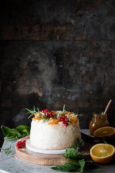 https://flic.kr/p/PTrnyv   Angel cake all'arancia   #angelcake #food