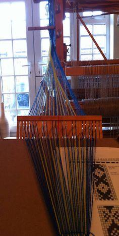 Double Slot Weaving Reed | All Fiber Arts