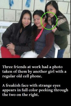 AAAHHHH! Real Ghost Photos - Gallery