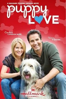 Puppy Love movie with Candace Cameron Bure and Victor Webster! Holiday Movie, Christmas Movies, Love Movie, Movie Tv, Movies To Watch, Good Movies, Victor Webster, Movie Of The Week, Candace Cameron Bure