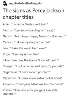 Yeah dam problem's my fav Whenever I get to visit Hoover dam I m gonna visit the dam snack bar Percy Jackson Head Canon, Percy Jackson Memes, Percy Jackson Books, Percy Jackson Fandom, Solangelo, Percabeth, I Love Books, Good Books, Hoover Dam