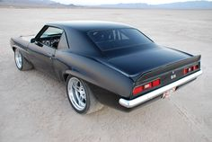 ZL-1 1969 Camaro Pro Touring - Currently for sale!