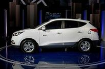 2015 Tucson Fuel Cell #LAAS