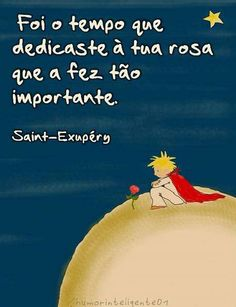 You were my little rose 🌹 Le Petit Prince Phrases, Book Quotes, Life Quotes, The Little Prince, More Than Words, True Words, Sentences, Inspire Me, Inspirational Quotes