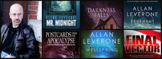 Authors on the Air presents award-winning author Allan Leverone. He's a member of The Twelve.  Who are they?  http://tobtr.com/s/6450449  Fri. 8pm ET