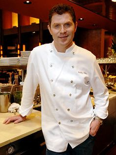 Bobby Flay. My favorite celebrity chef <3