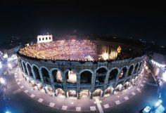 Arena di Verona, Verona (Veneto) Italy
