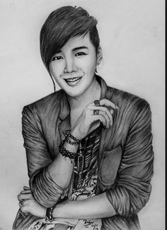 Jang Geun Suk | Fan art Love Rain, Jang Keun Suk, Yoona, Korean, Fan Art, Boys, Creative, Baby Boys, Korean Language
