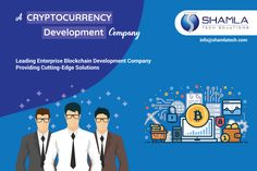 Create a Custom Cryptocurrency Software Solutions with the Best Cryptocurrency Development Company, we are one stop solutions for all Cryptocurrency Solutions Best Cryptocurrency, Blockchain, Software