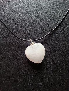 Check out this item in my Etsy shop https://www.etsy.com/listing/239711047/heart-of-stone-necklace