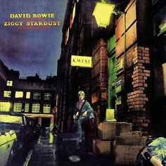 David Bowie, The rise and fall of Ziggy Stardust and the Spiders from Mars (1972)