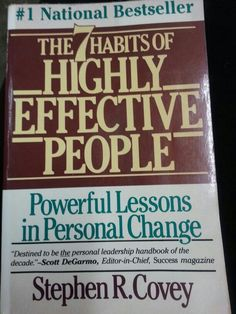 Great leadership book   Stephen Coveys principles are taught here at Rocky Top Marketing Group.  #leadership http://expandyourimpact.org/category/leadership-business-tips/