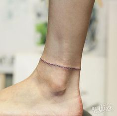 Amazing Anklet by River