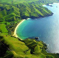 Baie Tupou New Zeland #treasuredtravel