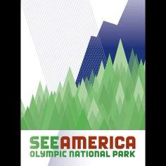 Olympic National Park by Luis Prado  #SeeAmerica