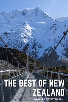 New Zealand is a beautiful country with a ton of things to do and hundreds of places to explore. We are the places we loved the most (In photos). Visit New Zealand, New Zealand Travel, Things To Do, Good Things, South Island, Our World, Scenery, Explore, Adventure