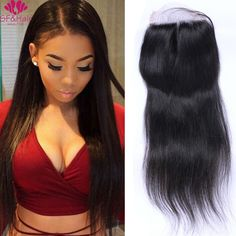 Best Quality Peruvian Straight Closure Human Hair Peruvian Virgin Hair Lace Closure Bleached Konts Free/2/3 Part Natural Closure