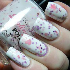 Cherubic Nail Polish nails