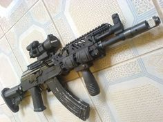 Cyma Tactical AK47 - Electric Guns