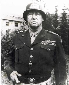 """General George S. Patton There is one great thing you men will all be able to say when you go home. You may thank God for it. Thank God, that at least, thirty years from now, when you are sitting around the fireside with your grandson on your knees, and he asks you what you did in the Great War, you won't have to cough and say, """"I shoveled s*** in Louisiana."""""""
