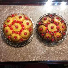 Pineapple Upside-Down Cake!