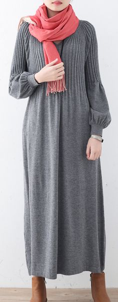 77 Best Spring Autumn Plus Size Dress Images In 2019 Knit Dress