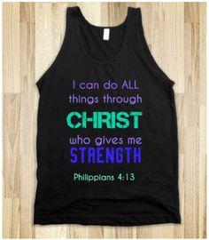 I need more Christian shirts!