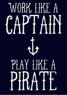 Captain / Pirate