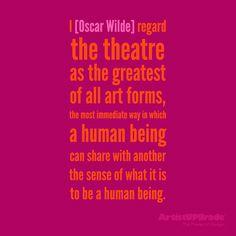 Theater Quotes Tumblr